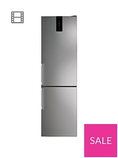 Hotpoint Day1 H7T911TMXH 60cm Wide, Total No Frost Fridge Freezer - Inox Best Price, Cheapest Prices