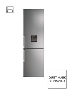 hotpoint-day1nbsph7t911amxhaquanbsp60cm-wide-total-no-frost-fridge-freezer-with-water-dispenser-inox