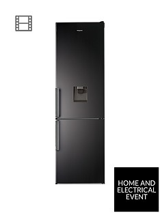 hotpoint-day1nbsph7t911akshaquanbsp60cmnbspwide-total-no-frost-fridge-freezer-with-water-dispenser-black