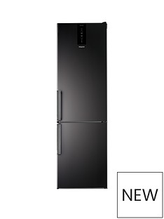 Hotpoint H9T921TKSH 60cm Wide, Total No Frost Fridge Freezer - Black