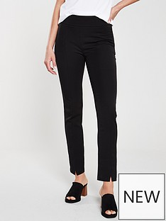 d162a2c945152 V by Very The Cigarette Trouser - Black