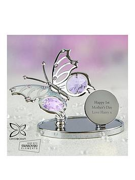 personalised-cyrstocraft-butterfly