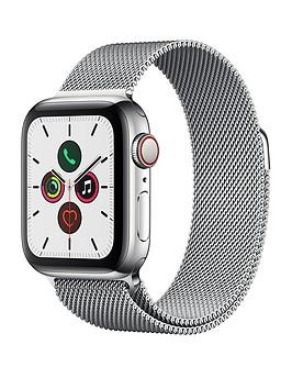 apple-watch-series-5-gps-cellularnbsp40mm-stainless-steel-case-with-stainless-steel-milanese-loop
