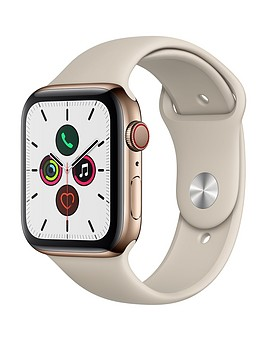 apple-watch-series-5-gps-cellular-44mm-gold-stainless-steel-case-with-stone-sport-band