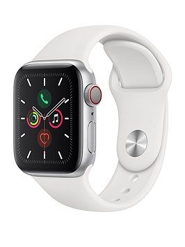 apple-watch-series-5-gps-cellular-40mm-silver-aluminium-case-with-white-sport-band