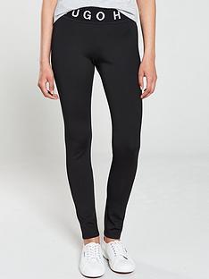 hugo-nafty-logo-leggings-black