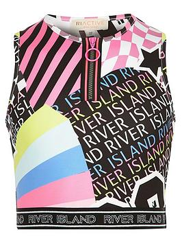 river-island-girls-ri-active-multi-print-crop-top-pink