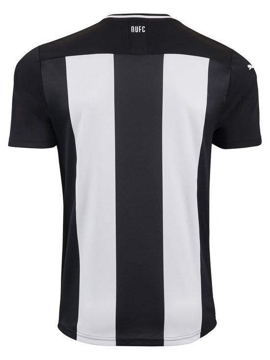 e0d47199e4bcf Puma Newcastle Mens 19/20 Home Replica Shirt