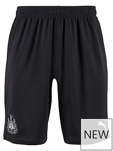 puma-newcastle-youth-1920-home-replica-shorts-black
