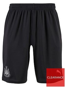 puma-newcastle-youth-1920-home-replica-shorts-black