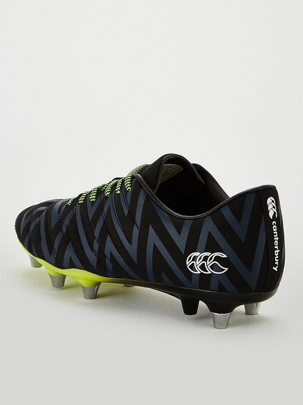 Canterbury Unisexs Phoenix 2.0 Soft Ground Rugby Boots