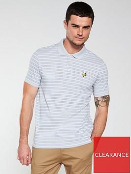 lyle-scott-fine-striped-polo-shirt-silver-grey