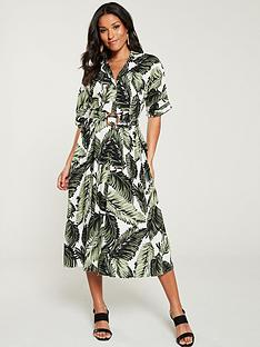v-by-very-button-throughnbspbuckle-detail-midi-dress-palmprint