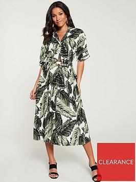 v-by-very-button-throughnbspbuckle-detail-midi-dress-palmprint