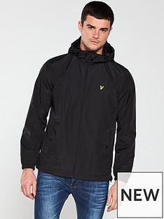 lyle-scott-zip-through-hooded-jacket-black