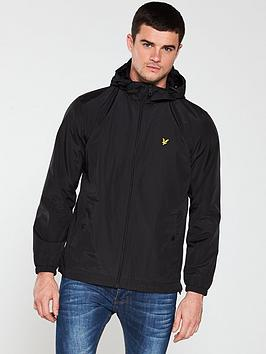 lyle-scott-zip-through-hooded-jacket-black
