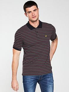 lyle-scott-fine-stripe-polo-shirt-black