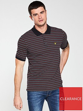 lyle-scott-fine-stripe-polo-shirt-black