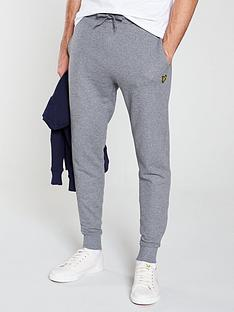 lyle-scott-skinny-sweat-pants-grey