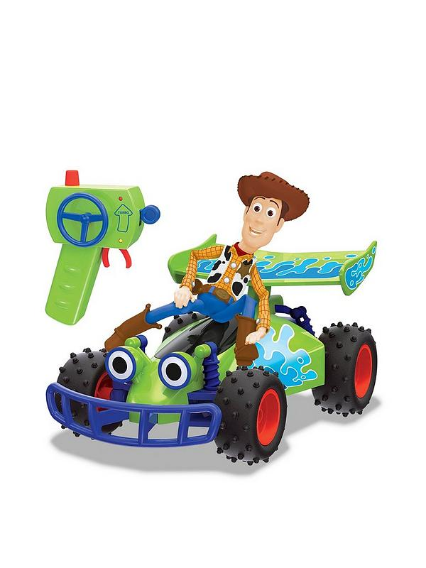 rc car from toy story
