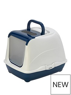 petface-hooded-cat-litter-tray
