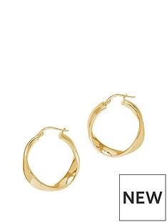 the-hoop-station-the-hoop-station-la-wave-cuff-hoop-earrings