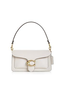 coach-tabby-c-logo-cross-body-bag-white