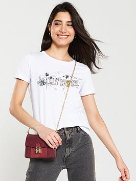v-by-very-hollywood-sign-t-shirt-white