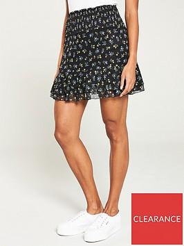 v-by-very-mesh-frill-mini-skirt-ditsy-print