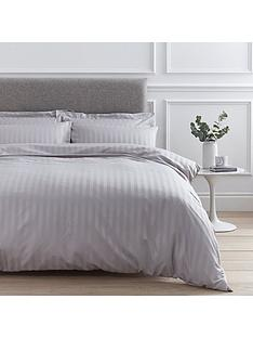 catherine-lansfield-so-soft-sateen-stripe-duvet-cover-set