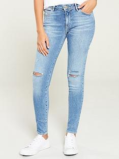 wrangler-skinny-ripped-knee-jean-denim