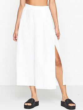 seafolly-linen-blend-split-trousers-white