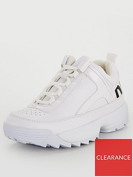 dkny-dani-lace-up-sneaker-white