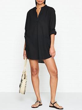 seafolly-boyfriend-beach-shirt-black