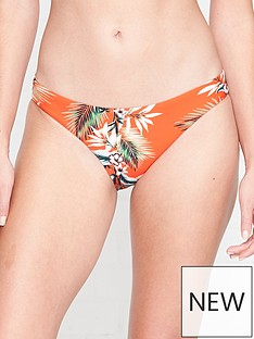 seafolly-ocean-alley-print-hipster-bikini-bottoms-orange