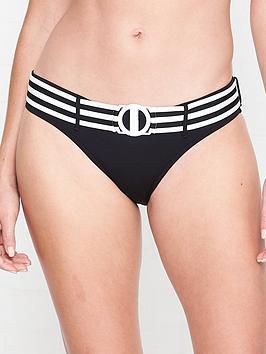 seafolly-belted-hipster-bikini-bottoms-black