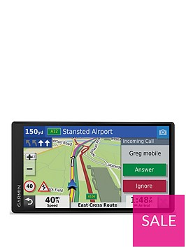 garmin-drivesmart-55-mt-s-55-inch-sat-nav-with-edge-to-edge-display-map-updates-for-uk-and-ireland-live-traffic-bluetooth-hands-free-calling-and-driver-alerts