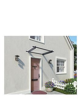 Canopia By Palram Nancy 1500 Door Canopy