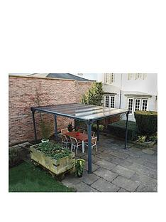 palram-milano-4300-garden-gazebo-grey