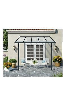 palram-palram-sierra-patio-cover-3x305-grey-clear
