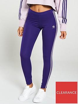 adidas-originals-3-stripe-tight-purplenbsp