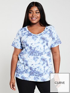 d9eb5677f791 Plus Size Tops | Plus Size Evening Tops for Women | Very.co.uk
