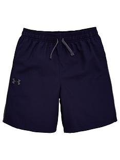 under-armour-boys-woven-graphic-sho