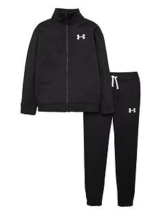 under-armour-knit-tracksuit-blackwhite