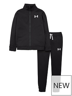 under-armour-knit-tracksuit-blackwhite