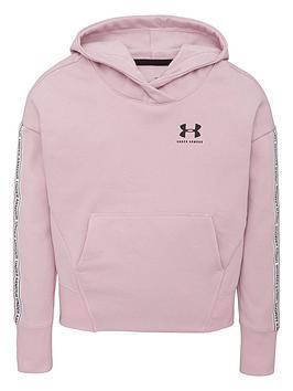 under-armour-sportstyle-fleece-hoody