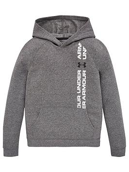 under-armour-rival-wordmark-hoodie-grey