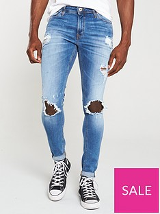 jack-jones-jack-jones-super-skinny-rip-repair-jeans