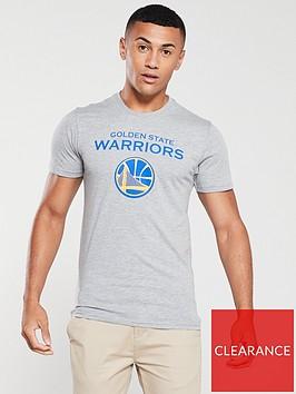 new-era-nba-golden-state-warriors-t-shirt-grey