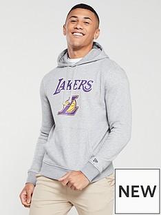 new-era-nba-los-angeles-lakers-overhead-hoodie-grey